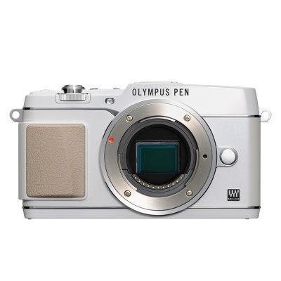 Olympus PEN E-P5 Body (wit) voor €349 @ CameraNU