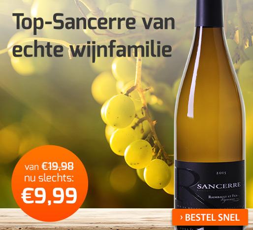 € 10,- korting op alle wijnen, inclusief aanbiedingen