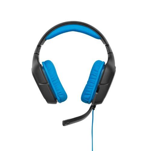 Logitech G430 headset (PC/PS4) voor €55,93 @ Amazon.de