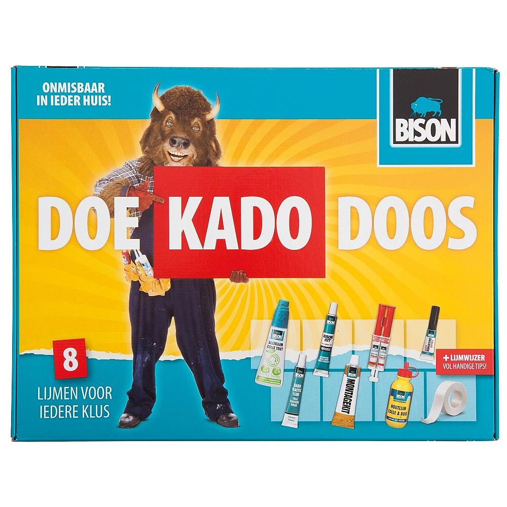 Bison Doe Kado Doos voor €5 na cashback @ koopjegereedschap