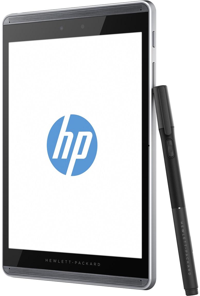 HP Pro Slate 8 WiFi 32GB Grijs voor €258,59 @ ComputerPirates