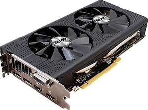 Sapphire AMD RX 480 Nitro+ 4 GB voor €227 @ Amazon.uk