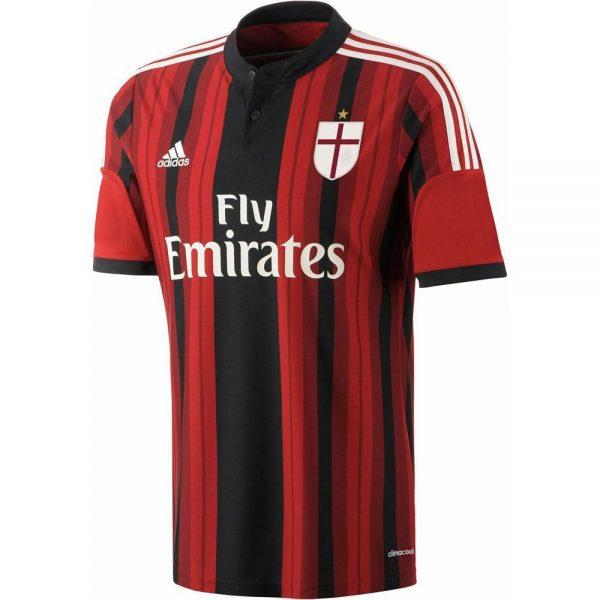 AC Milan Shirt Thuis Senior 14/15 voor €18.95,- @ Soccerfanshop