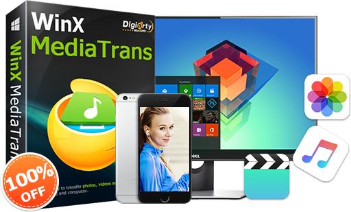 Gratis WinX MediaTrans 2.2