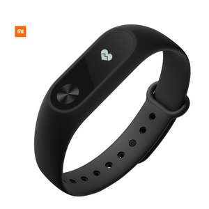 Xiaomi Mi Band 2 Smart Wristband zwart - € 26,77 [EU Warehouse]