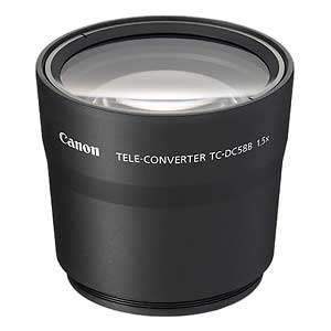 Canon TC-DC58B 1.5x Tele-converter voor € 54,90 @ Cameraland