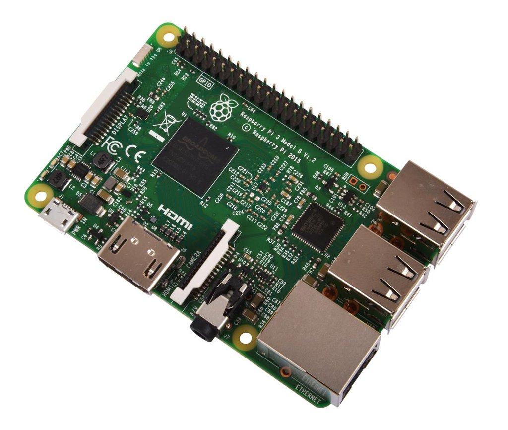 Raspberry Pi 3 10% Korting @ PiHut
