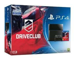 Playstation 4 + Driveclub voor €388 @ Nedgame