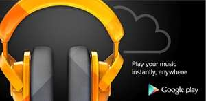 Drie maanden gratis Google Play Music All Access @ Google Play