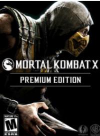 Mortal Kombat X Premium Edition PC voor €4,93 @ CDKeys