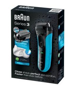 Braun 3 Series Wet & Dry Scheer-apparaat €49,99 @ Kruidvat (elders va €69,99)