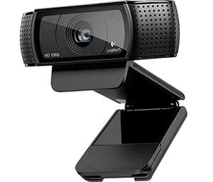 Logitech C920 HD Pro USB 1080p Webcam [Amazon.uk] voor €50