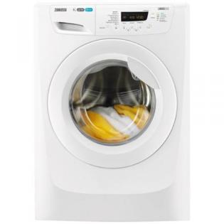 Hot dagdeal!  Zanussi ZWF9147NW wasmachine van € 599,- voor € 388,-