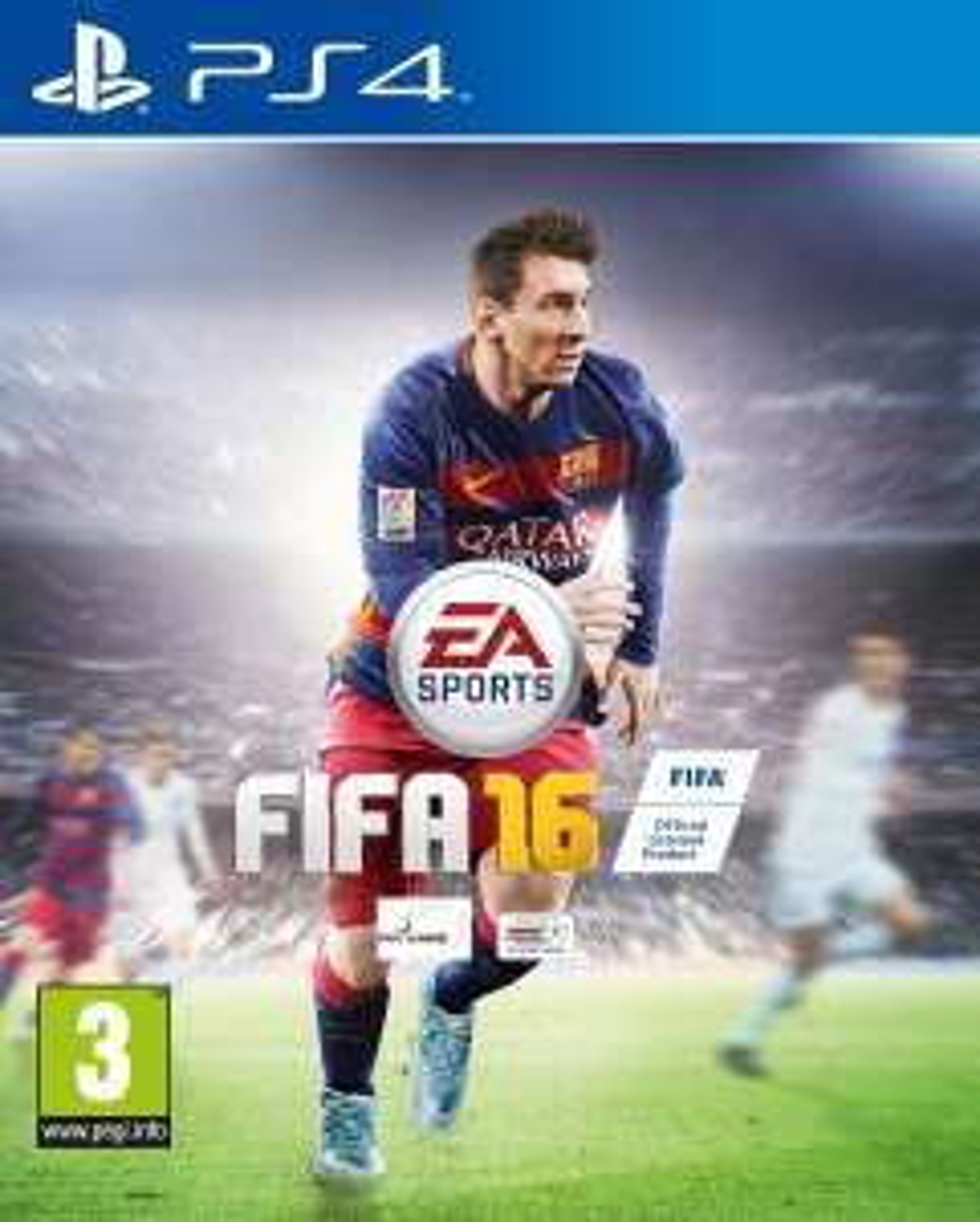 FIFA 16 (PS4) voor €24,90 @ Afuture