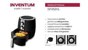 1 jaar Veronica Magazine + Inventum Air Fryer voor €69
