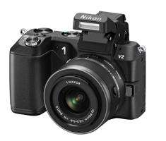 Nikon 1 V2 met 10-30mm-kitlens voor €499 @ Kamera-express