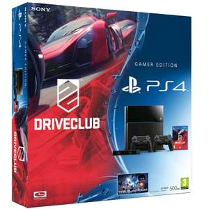 Playstation 4 + Driveclub + extra controller + camera voor €450 @ Bart Smit