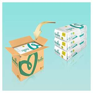 Pampers Premium Protection Maandbox Maat 4, Amazon.co.uk