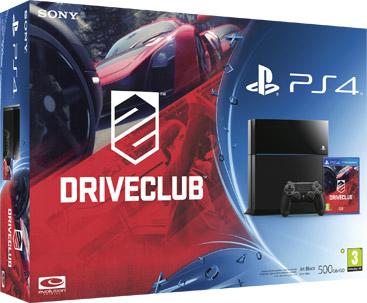 Playstation 4 + Driveclub voor €359,99 @ Intertoys