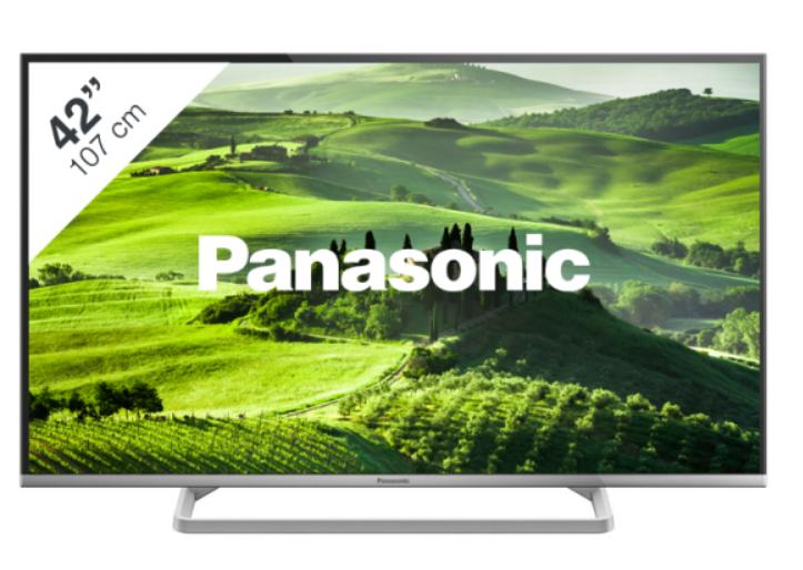 Panasonic Viera TX-42AS600E Full-HD LED televisie voor €369 @ Hificorner