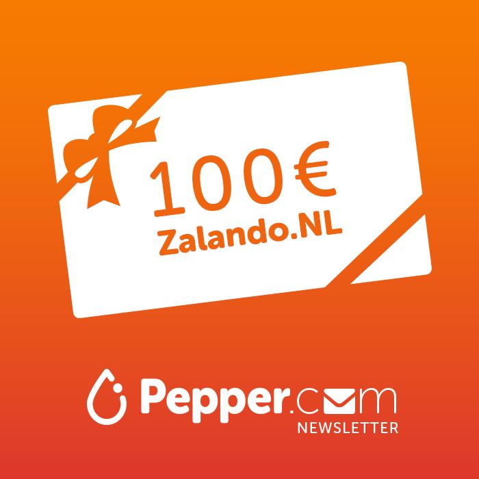 Abonneer je op de nieuwsbrief en win een Zalando cadeaubon t.w.v. €100!