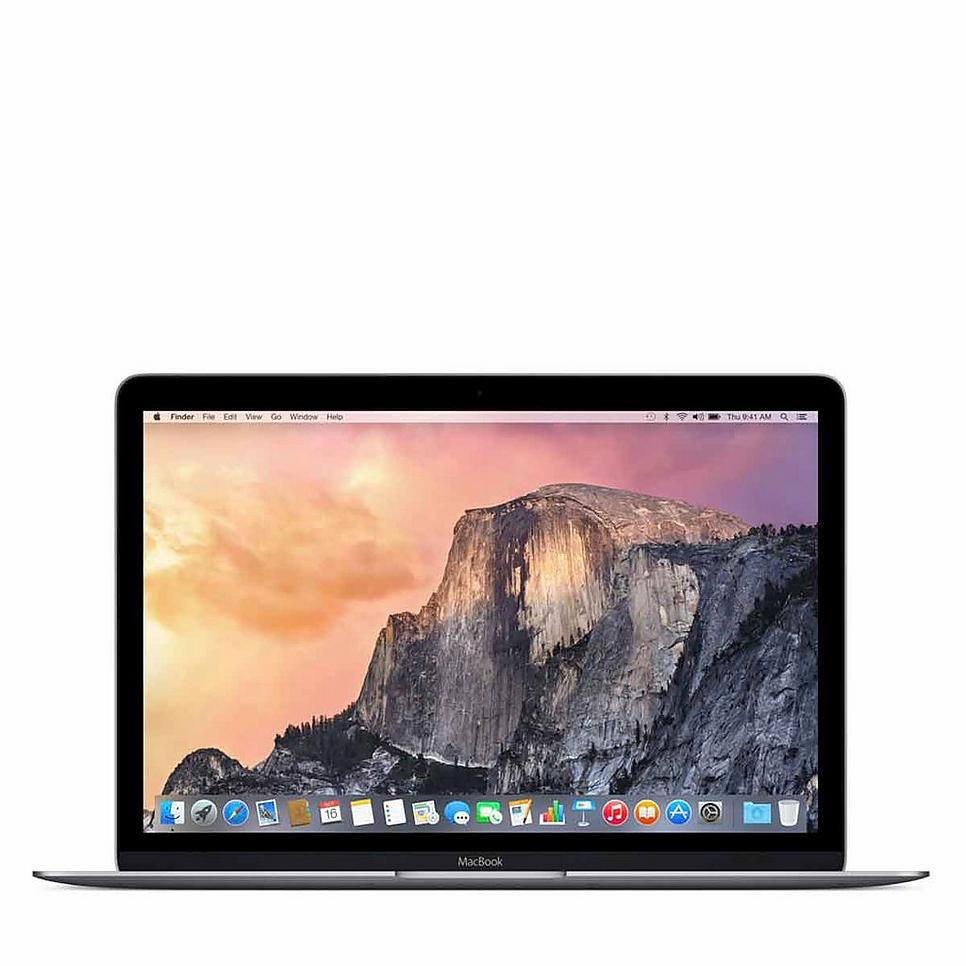 """Apple MacBook 12"""" (2016) 1,2GHz 512GB voor €1399 @ Mediamarkt"""