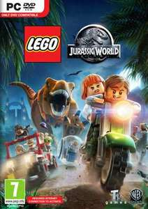 LEGO Jurassic World (PC) voor €7,99 @ ECI