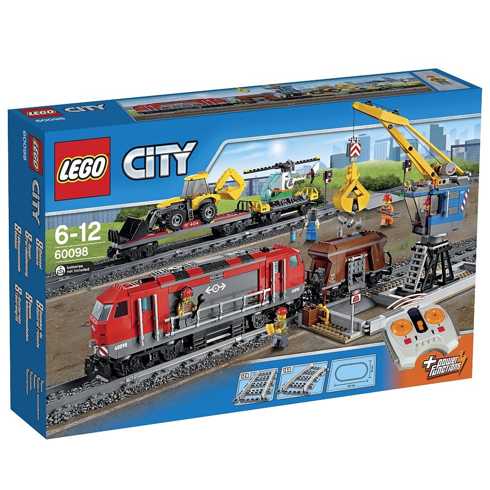 Mooie prijs LEGO 60098 bij ToyRUs.nl