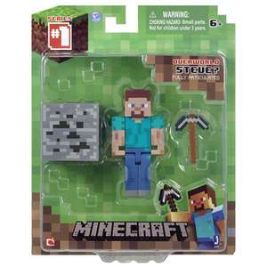 Minecraft figuur Steve + anderen €2,98 @ Bart Smit