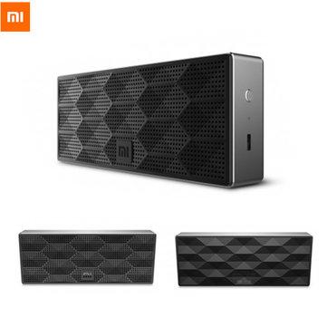 Xiaomi 1200mAh BK Square Portable Wireless BT 4.0 Speaker [Banggood] voor €15,26