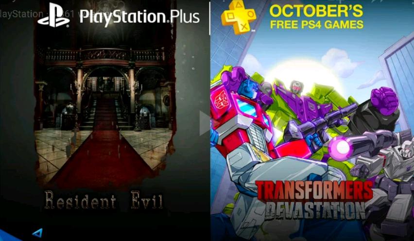 ps plus games oktober