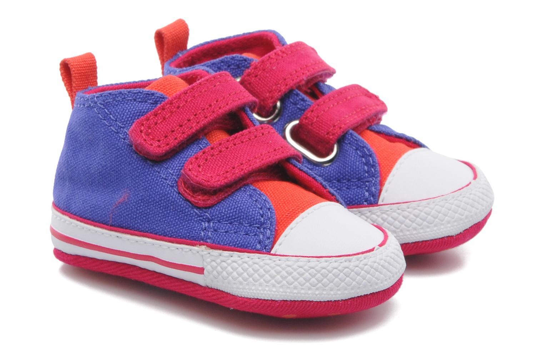 Converse Chuck Taylor Crib Scratch babyschoentjes (17, 18) voor €12 @ Sarenza
