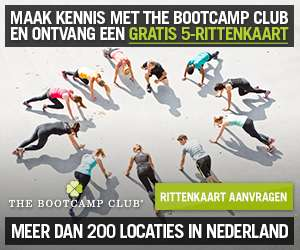 GRATIS 5-rittenkaart voor bootcamp @ The Bootcamp Club