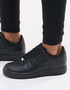 Nike Air Force 1 (40, 47.5, 48.5) voor €41,57 @ Asos