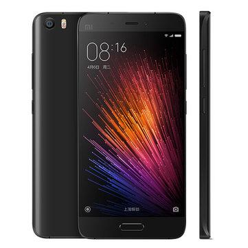 Xiaomi Mi5 Pro, 5.15inch, 4GB RAM, 128GB opslag, Snapdragon820 met EU-Rom @ Banggood