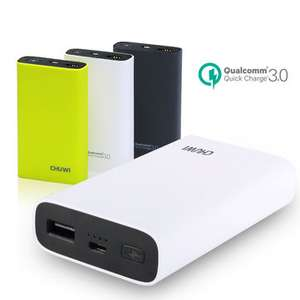 10500mah powerbank met Quickcharge-3 @BangGood.