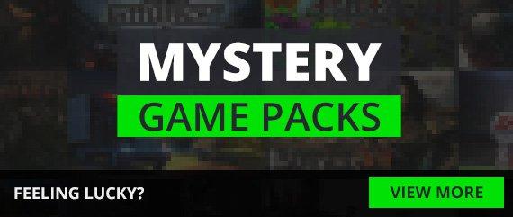 Mystery Bundle vanaf €0,18 @ Green Man Gaming