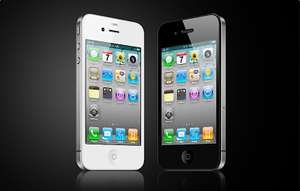 iPhone 4 8GB (certified pre-owned) incl. 1 maand Tele2 Unlimited min/sms + 2000mb voor €142,- @ Coolblue