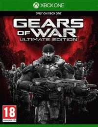 Gears of War Ultimate Edition  (Xbox One) voor €13 @ Gameshop Twente