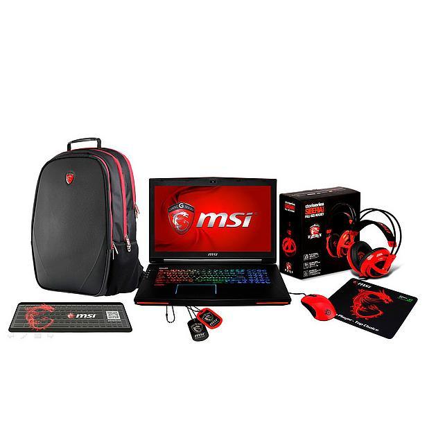 MSI GT72 2PE-029NL Dominator Pro Gaming Notebook + Gratis MSI Super Pack voor €1.599,- @ Alternate