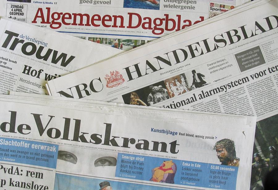 3 weken gratis krant