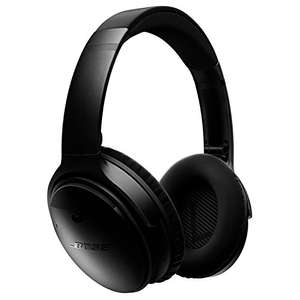 Bose QuietComfort 35 Over-ear wireless koptelefoon voor €283,43 @ Amazon.es
