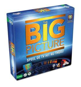 [UPDATE] The Big Picture bordspel €9,99 @ Bol