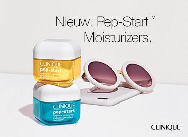 Clinique Give-away: Gratis moisturizer uitproberen