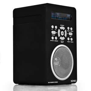 Denver DAB43+ Digitale Radio voor €20,80 @ Amazon.de