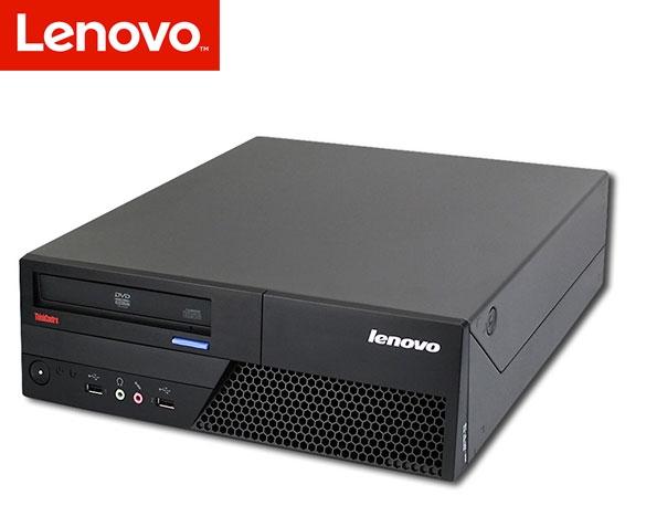 Lenovo Desktop M58 (refurbished) voor €99,95 @ Groupdeal