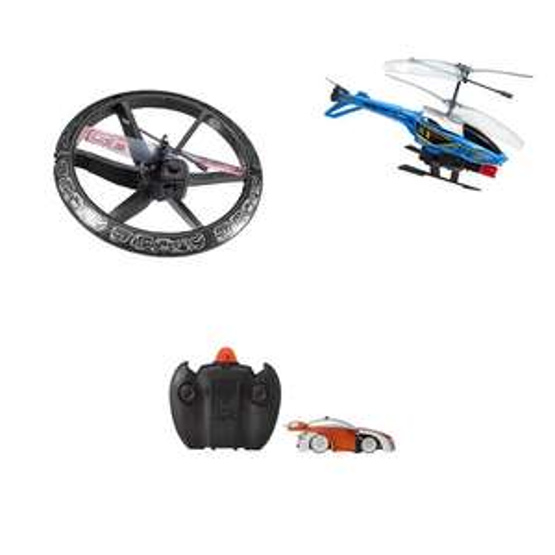Elektronische heli/ auto/ spinner - €20/25 nu €5 @ HEMA