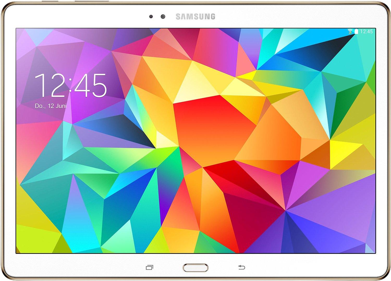 Samsung Galaxy Tab S 10.5 tablet voor €354,87 (met LTE voor €407,59) @ Amazon.de