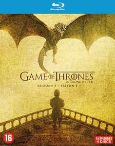 2 Blu-ray boxsets voor €30 - o.a. Game of Thrones S05 @ Bol.com