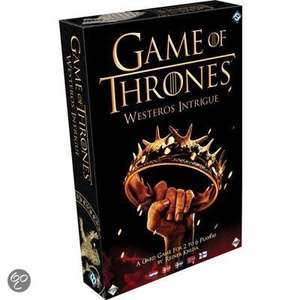 Game of Thrones: Westeros Intrige spel €9,99 @ Bol